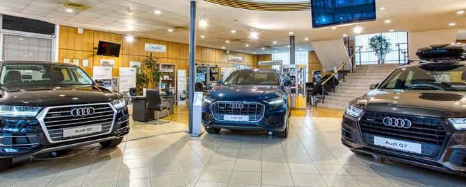 Ауді Центр Віпос   офіційний дилер Audi