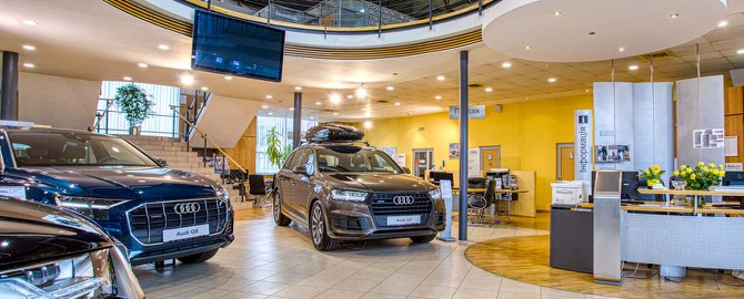 Ауді Центр Віпос | офіційний дилер Audi